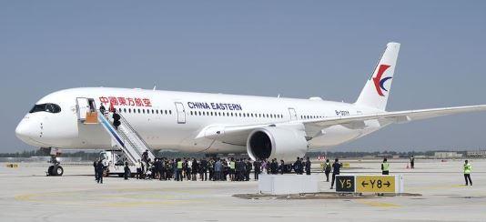 China Eastern flight makes emergency landing