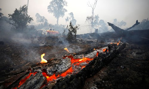 Indigenous tribes fear hard year ahead after Amazon fires