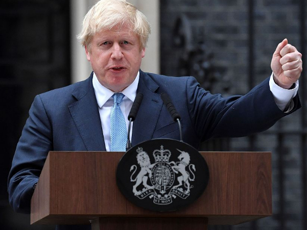 London court rejects challenge to PM's suspension of parliament