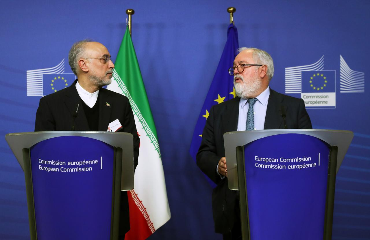 EU urges Iran to 'reverse' scale-back from nuclear deal