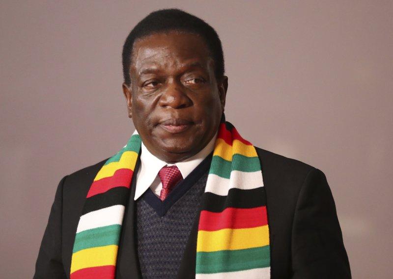 Putin sends condolences over death of Zimbabwe's former leader Mugabe