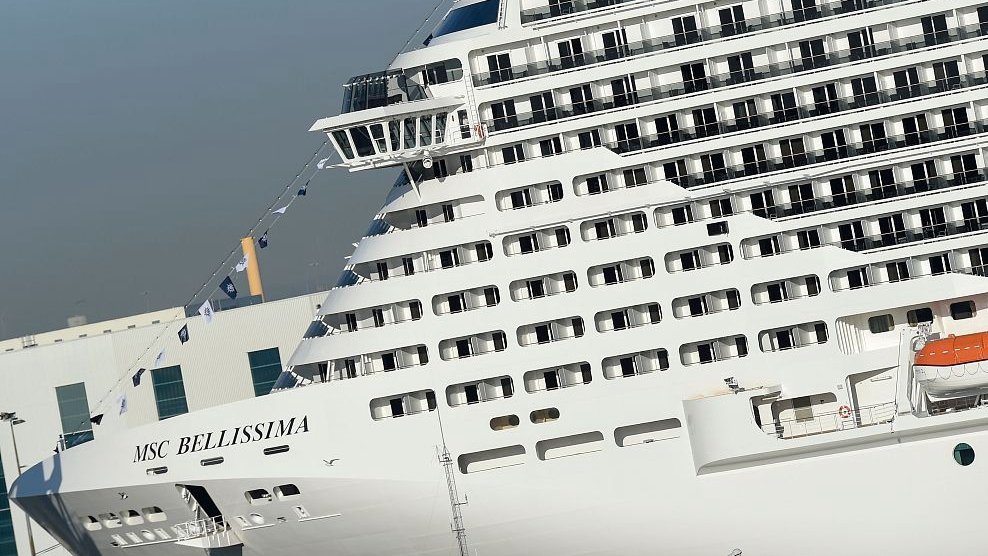 Global cruise giant to launch new flagship in China