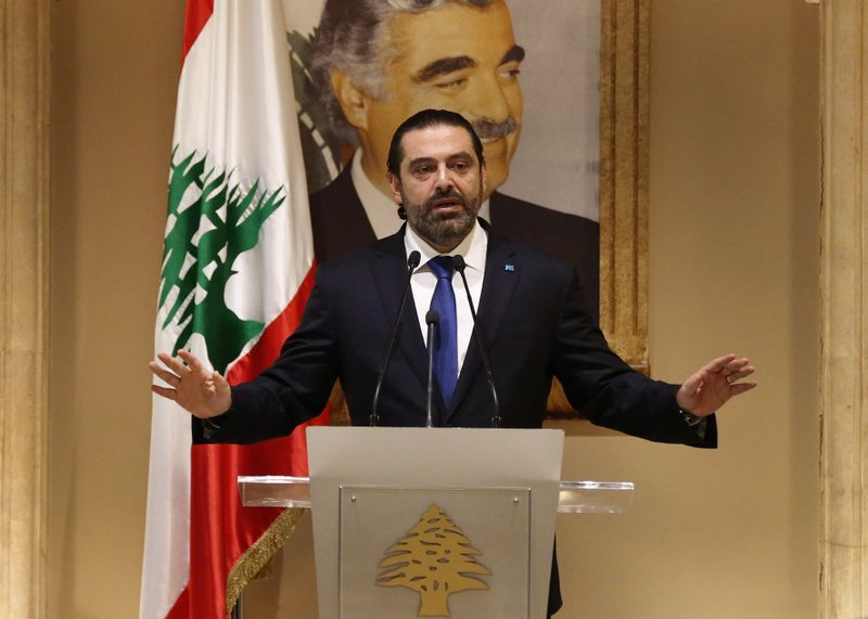 Lebanon's PM to meet French president over investment