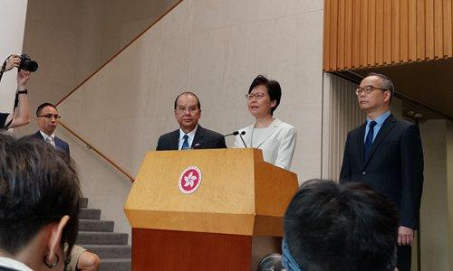 HK chief's plan lifts spirits
