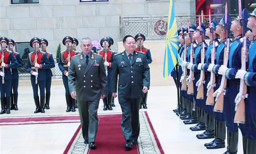 China, Russia pledge to deepen military cooperation
