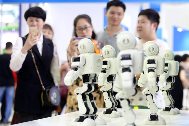 AI becomes focus of China's top startups: report