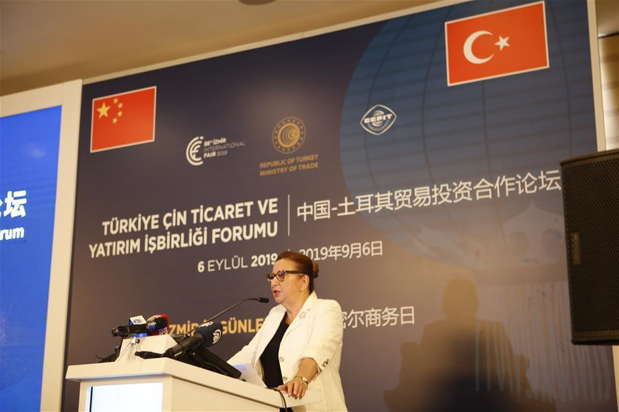 China, Turkey sign 2 MoUs to boost trade