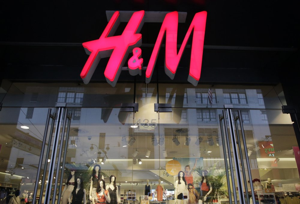 H&M stops buying leather from Brazil over Amazon fires