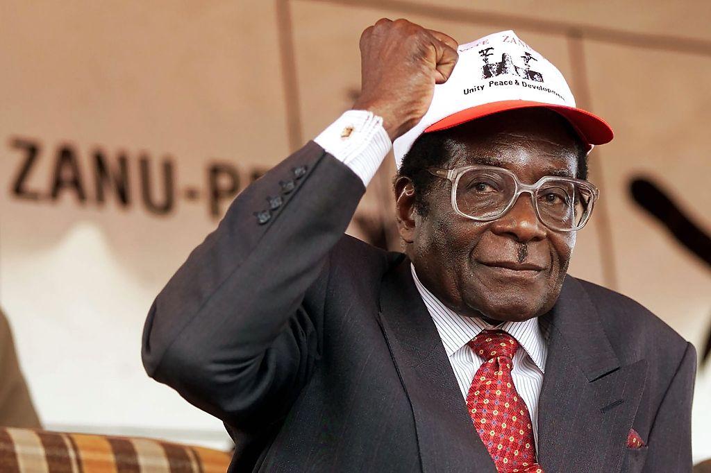 Xi sends condolences over passing of Zimbabwe's former president Mugabe
