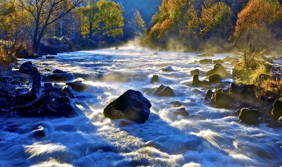 Inner Mongolia's scenery peaks in fall