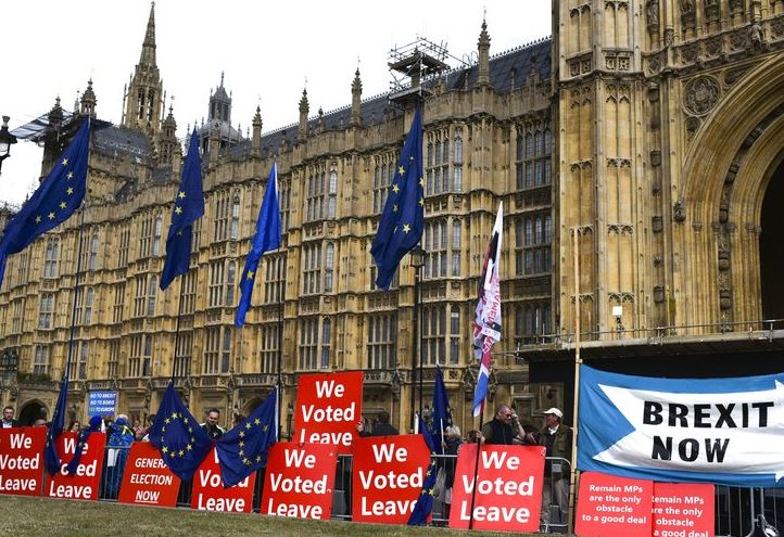 UK House of Lords passes bill to prevent no-deal Brexit