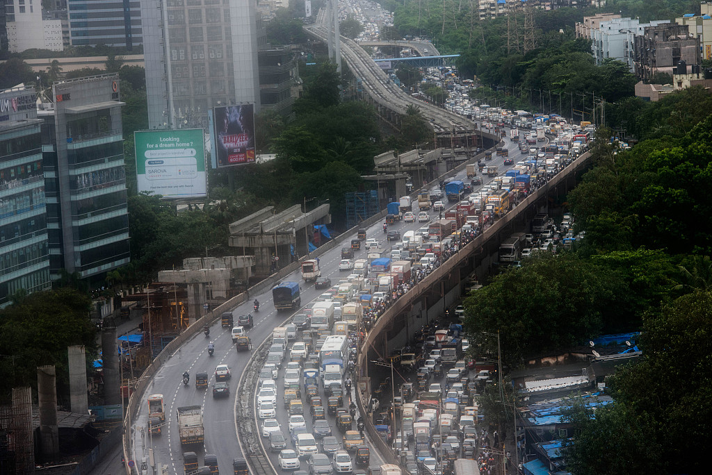 Mumbai to add 3 more metro lines to ease road traffic