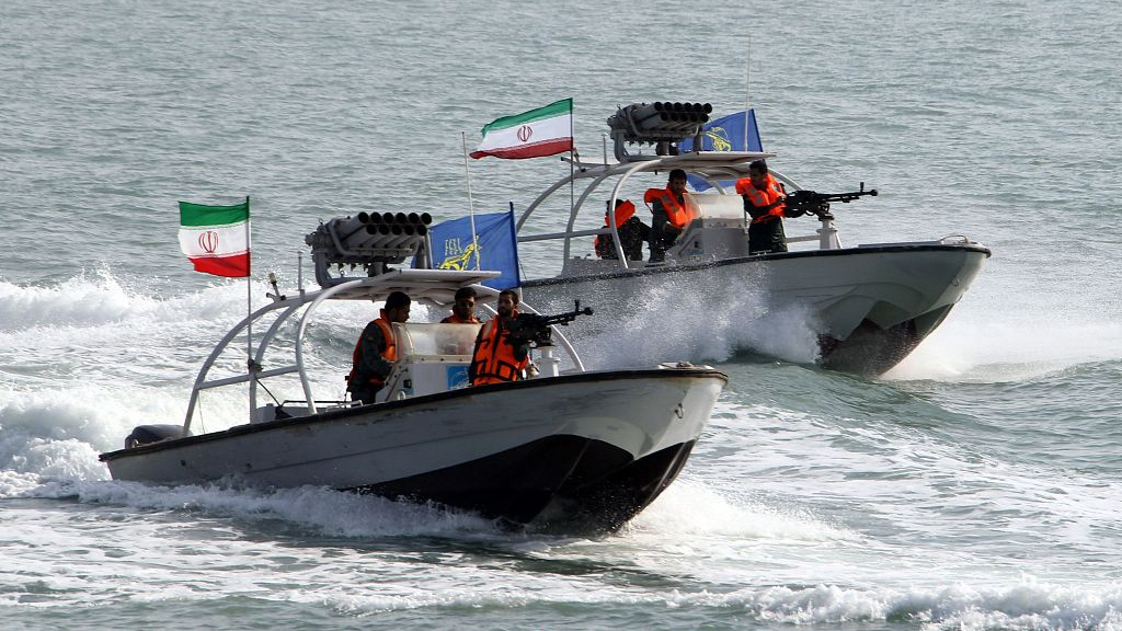 Iran seizes ship for alleged fuel smuggling in Gulf, holds 12 crew