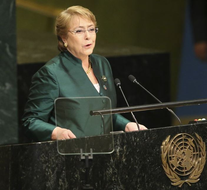 UN's Bachelet 'disturbed' by violent protests in Hong Kong