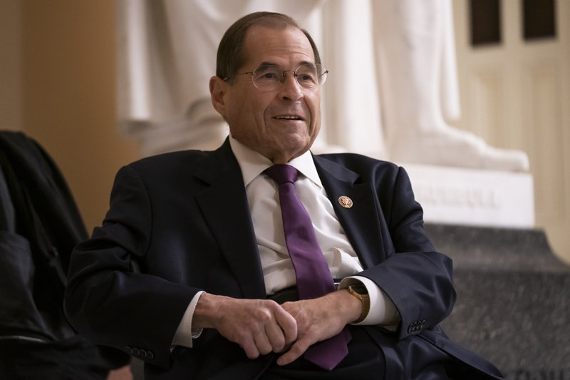 US House Judiciary preparing vote on impeachment hearing rules