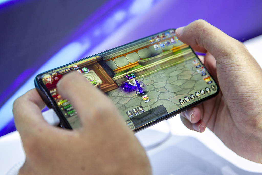 China mobile gaming industry sees rapid growth in overseas markets