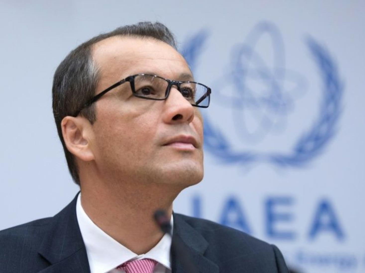 Atomic watchdog chief in Iran for high-level talks