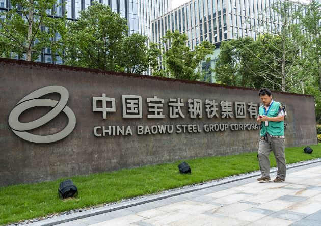 Chinese steel companies to fight pollution