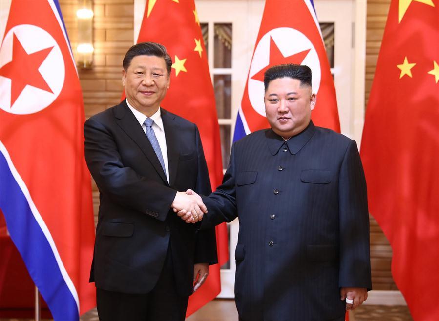 Xi congratulates Kim on DPRK's founding anniversary