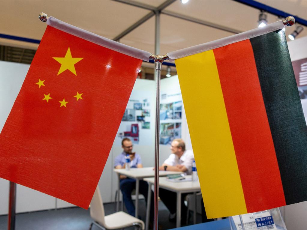 Xinjiang delegation pays visit to Germany