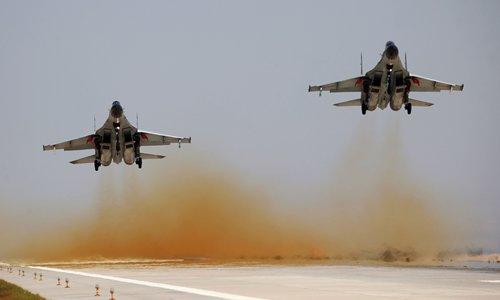 Chinese, Pakistani air forces wrap up unprecedented mock battle exercises