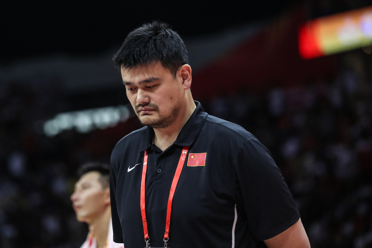 Reform must go on as China fails test at Basketball World Cup