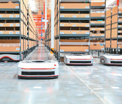 Artificial intelligence and big data improve delivery efficiency, reduces costs