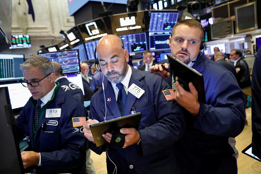 US stocks open higher amid Wall Street optimism