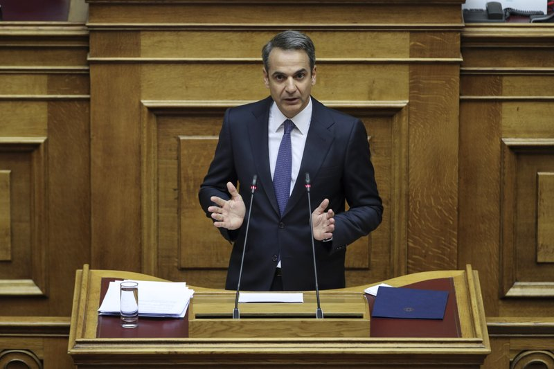 Greek PM says nation's economic stagnation is coming to an end