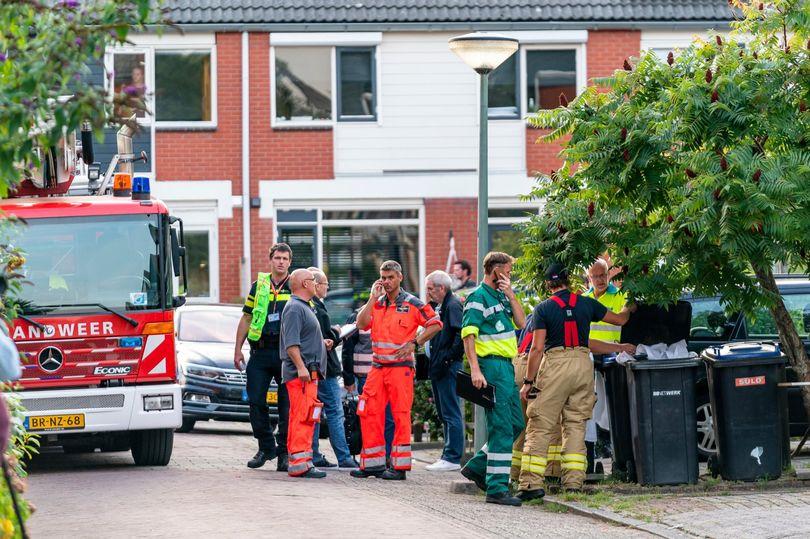 Shooting incident kills 3 in Dutch city