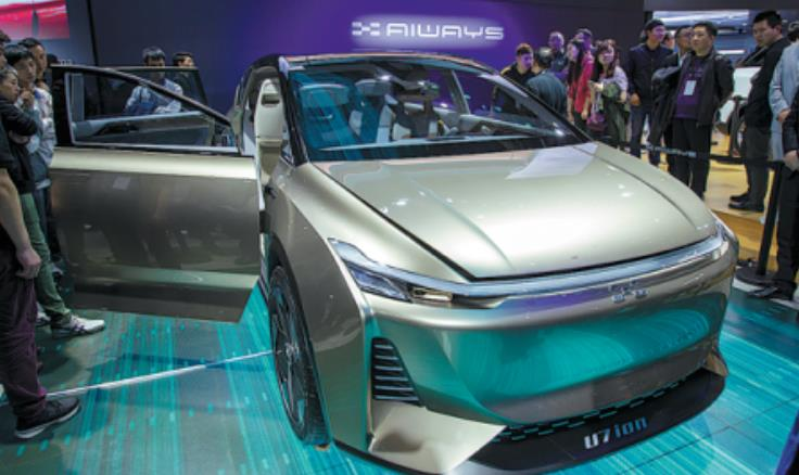 Chinese-made electric cars complete record-breaking intercontinental trip