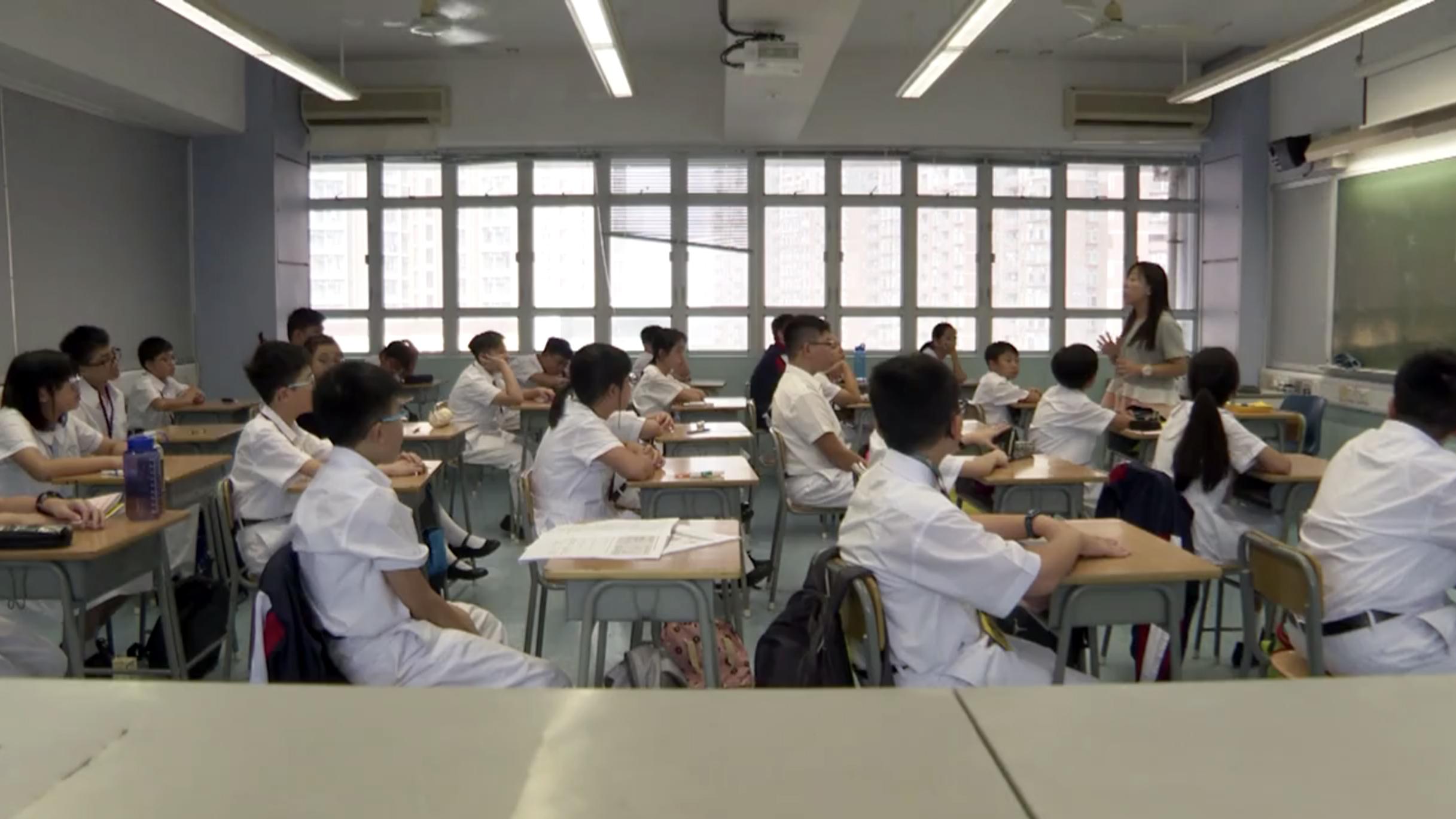 Hong Kong youth urged to cherish study opportunities