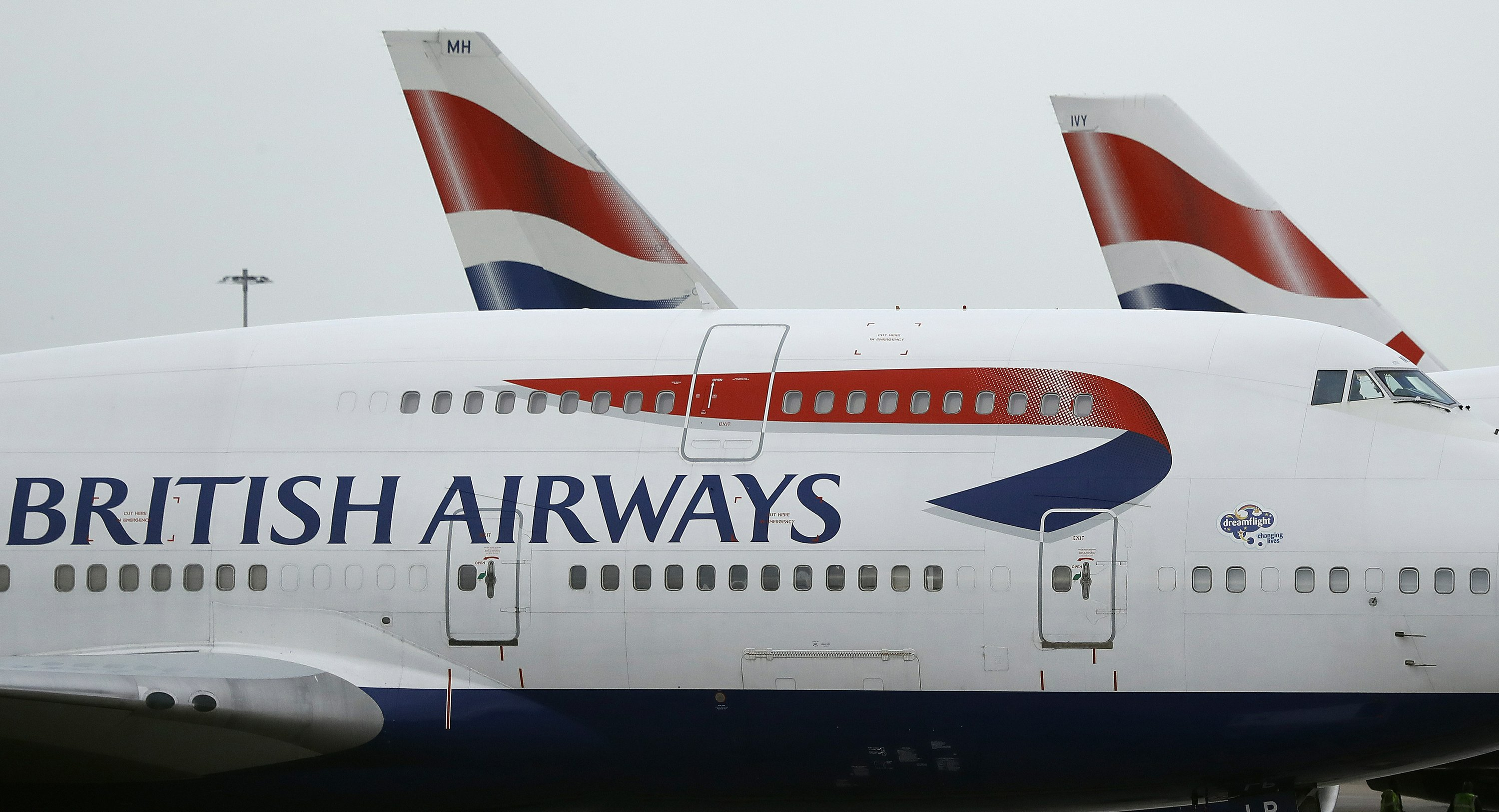 BA pilots strike leaves thousands grounded
