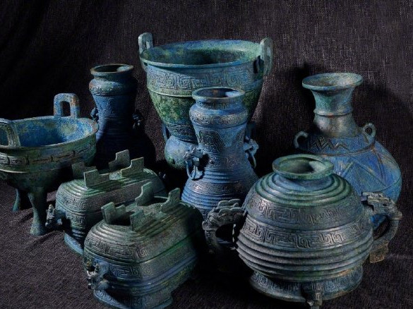 2,000-year-old bronze relics brought home from Japan