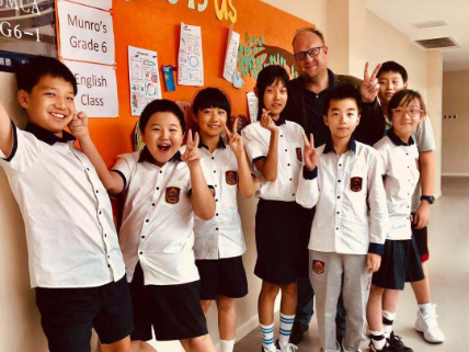 Happy Teachers' Day from a career teacher in China