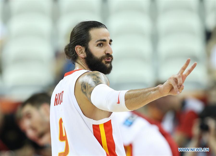 FIBA World Cup: Spain vs. Poland