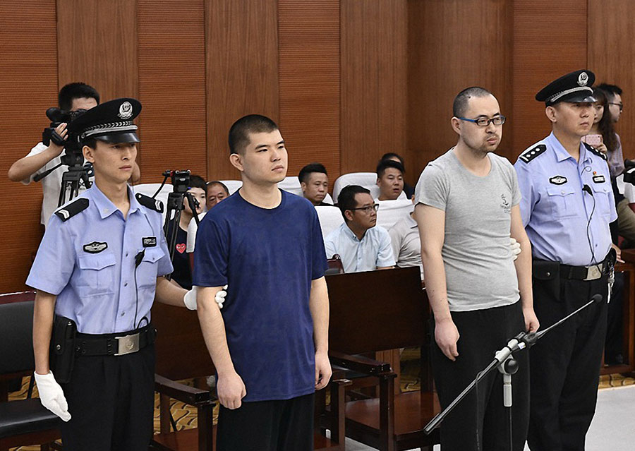 2 sentenced in kidnapping, killing of 9-year-old