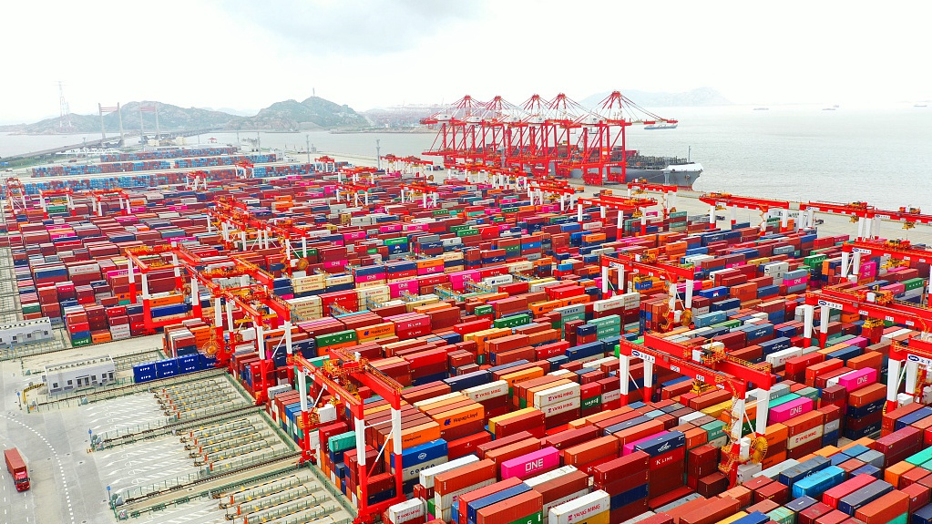 China to optimize trade structure, coordinate import and export