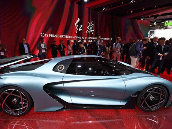 First press day of Germany's International Motor Show (IAA) 2019 in Frankfurt
