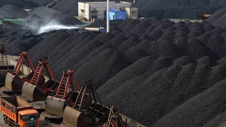 China's benchmark power coal price edges up