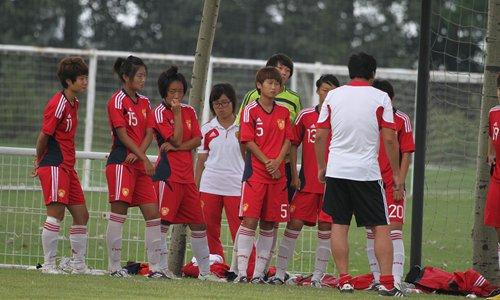 Coach of Jiangsu female youth soccer team accused of molesting players