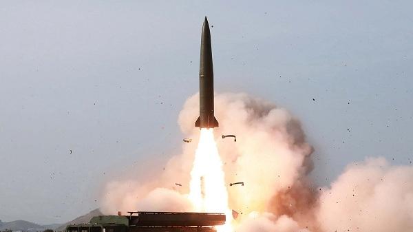 "Top DPRK leader again guides test-firing of ""multiple rocket launcher"": KCNA"