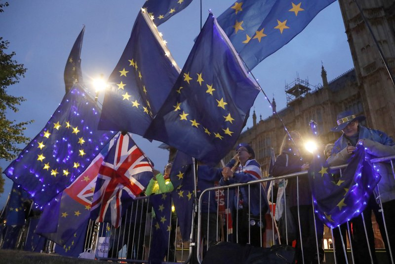 France's business federation warns of 'Brexit without end'