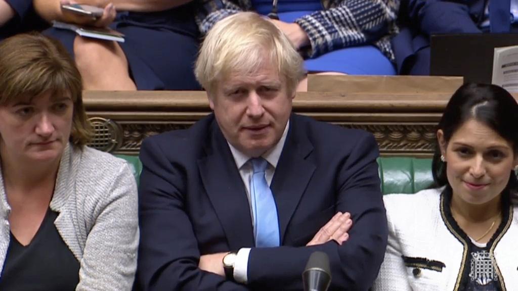 Scottish court hands Boris Johnson fresh Brexit blow