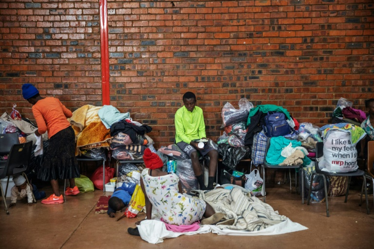 Foreigners flee S.Africa xenophobia attacks