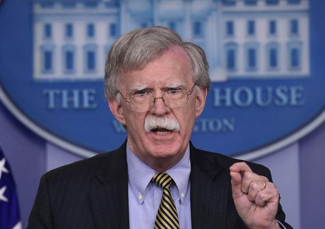 Trump fires national security adviser Bolton