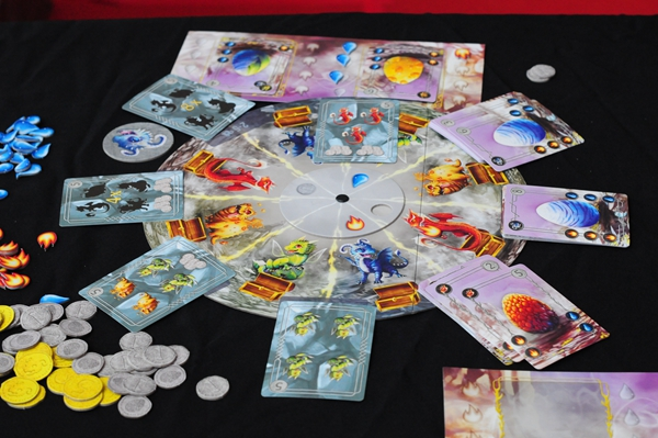Board gamers set for one smart move ahead