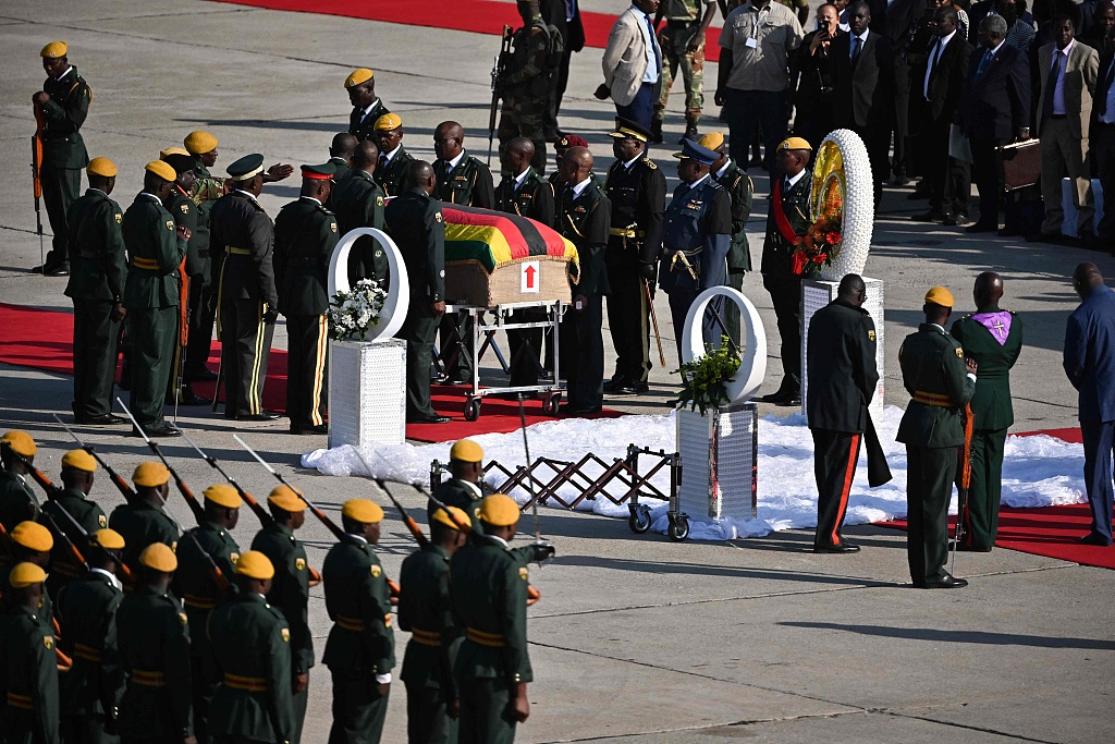 Xi's special envoy to attend funeral of Mugabe