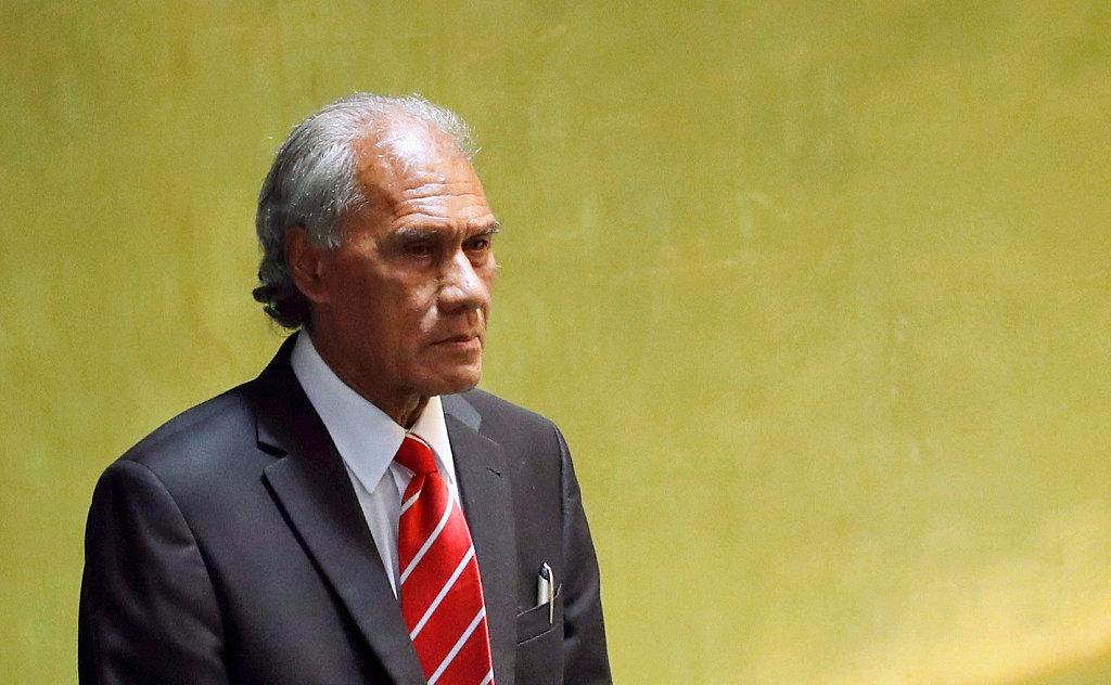 Tongan PM Akilisi Pohiva dies in New Zealand, aged 78