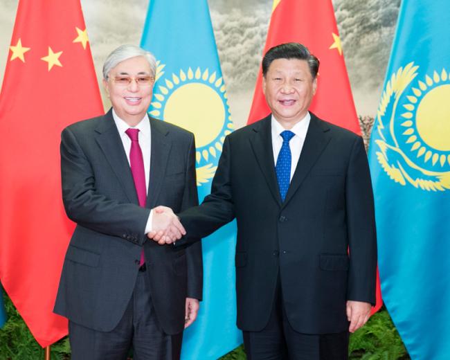 China, Kazakhstan to forge comprehensive strategic partnership
